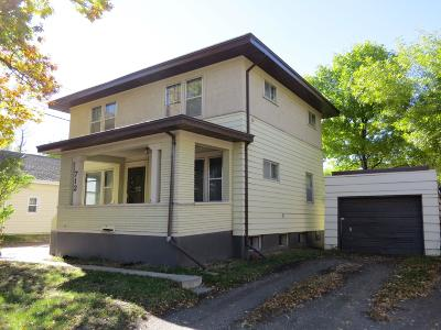 Great Falls  Single Family Home For Sale: 712 9th St N