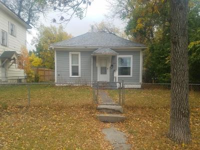 Great Falls Single Family Home For Sale: 1204 8th Ave N