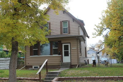 Great Falls Single Family Home For Sale: 1510 4th Ave N