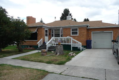Great Falls Single Family Home For Sale: 218 27th St S