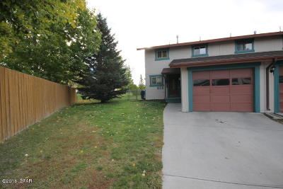 Great Falls Single Family Home For Sale: 605 Willowcreek Ct