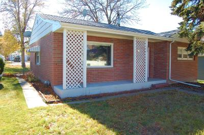 Great Falls Single Family Home For Sale: 2820 6th Ave N