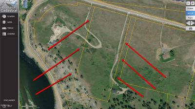 Cascade  Residential Lots & Land For Sale: 3103 B Old Us Highway 91