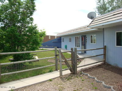 Fort Shaw Single Family Home For Sale: 13313 Highway 200