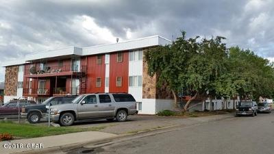 Cascade County, Lewis And Clark County, Teton County Condo/Townhouse For Sale: 2300 14th Ave S #14
