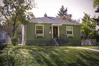 Great Falls Single Family Home For Sale: 2320 4 Ave N