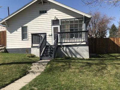 Great Falls  Single Family Home For Sale: 931 3rd Ave NW