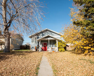 Great Falls  Single Family Home For Sale: 321 5th Ave S