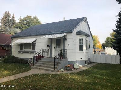 Great Falls  Single Family Home For Sale: 2815 Central Ave