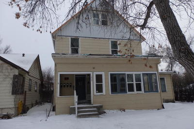 Cascade County, Lewis And Clark County, Teton County Multi Family Home For Sale: 1000 4th Ave N
