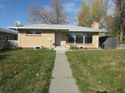 Great Falls Single Family Home For Sale: 2719 7 Ave S
