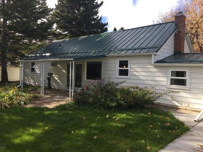 Sand Coulee Single Family Home For Sale: 558 E Hunter Rd