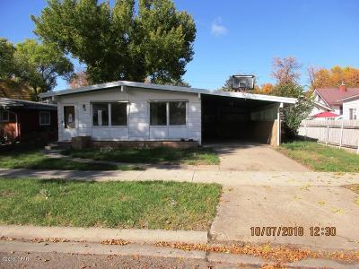 Fort Benton Single Family Home For Sale: 1612 Washington St