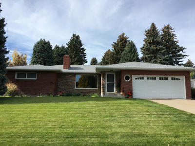 Great Falls Single Family Home For Sale: 2210 Cherry Dr
