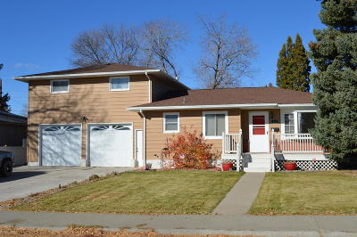 Great Falls Single Family Home For Sale: 121 Riverview D