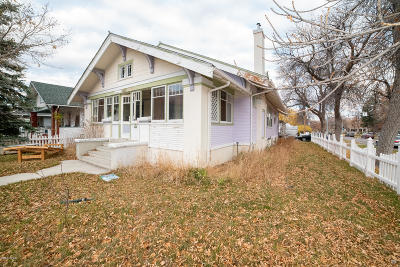 Great Falls Single Family Home For Sale: 1425 1st Ave N