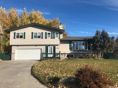 Great Falls Single Family Home For Sale: 1105 E Fiesta