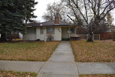 Conrad Single Family Home For Sale: 515 S Delaware St