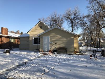 Conrad Single Family Home For Sale: 611 S Illinois St