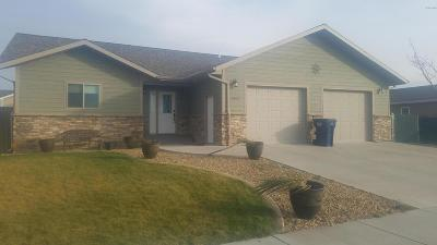 Great Falls Single Family Home For Sale: 2801 Castle Pine Dr.