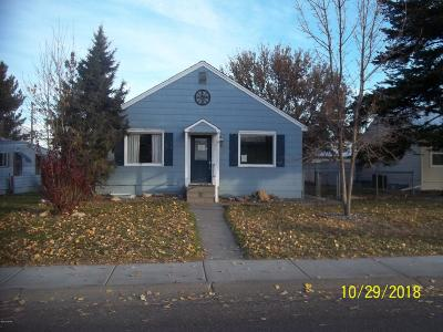 Great Falls Single Family Home For Sale: 1617 13th Ave S