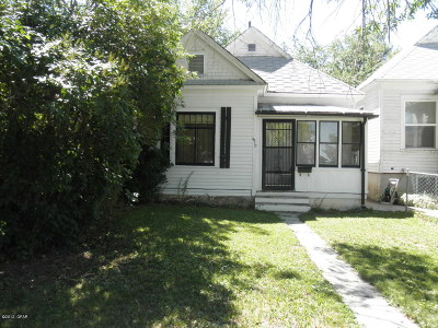 Great Falls Single Family Home For Sale: 810 2nd Ave S