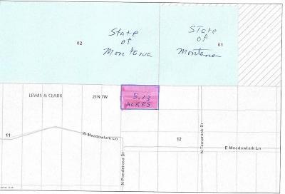Augusta  Residential Lots & Land For Sale: LOT 15 Meadowlark Ln