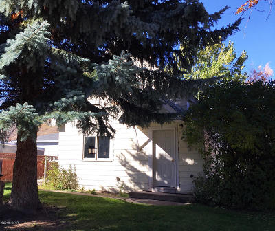Belt Single Family Home For Sale: 148 A St