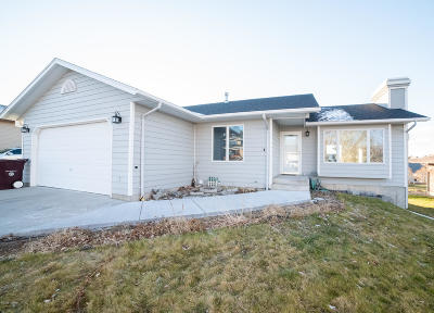 Great Falls, Black Eagle, Belt, Ulm Single Family Home For Sale: 1600 39th St S