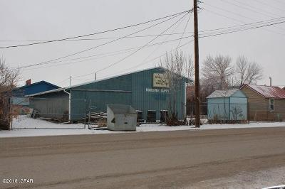 Commercial For Sale: 117 W Central Ave