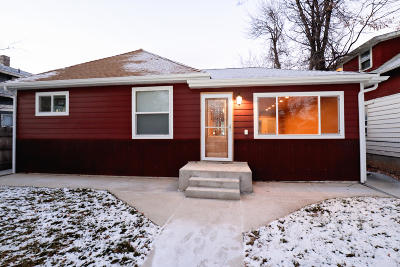 Great Falls  Single Family Home For Sale: 1709 4th Ave Ave N