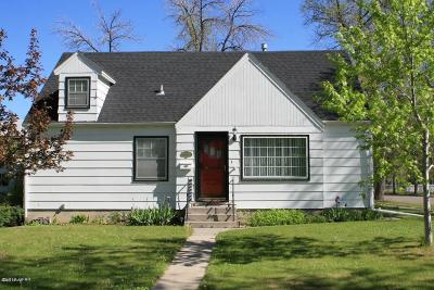 Great Falls  Single Family Home For Sale: 2427 3rd Ave S