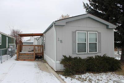 Great Falls  Mobile/Manufactured For Sale: 3805 7th St NE