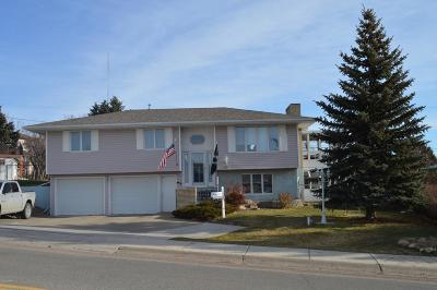 Great Falls  Single Family Home For Sale: 3421 9th St NE