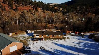 Wolf Creek Single Family Home For Sale: 1910 Lyons Creek Rd