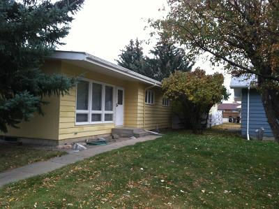 Conrad Single Family Home For Sale: 804 Mountain View Ave