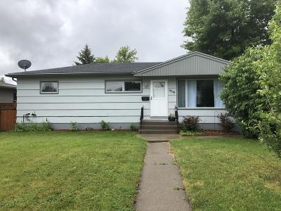 Great Falls Single Family Home For Sale: 216 Smelter Ave NW