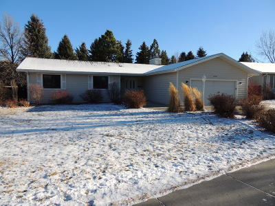 Great Falls Single Family Home For Sale: 406 Deer Dr