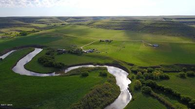 Cascade County, Lewis And Clark County, Teton County Farm For Sale: 686 Millegan Rd