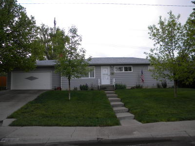 Great Falls Single Family Home For Sale: 161 Riverview Dr E