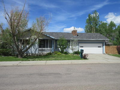 Great Falls Single Family Home For Sale: 1205 Maria Dr