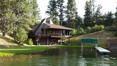 Cascade County, Lewis & Clark County, Lewis And Clark County, Teton County Single Family Home For Sale: 2710 Holter Lakeshore Trak