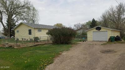 Fort Benton Single Family Home For Sale: 2111 Washington St