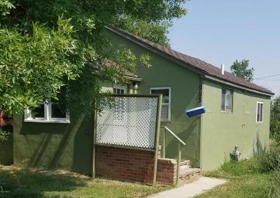 Conrad Single Family Home For Sale: 205 Maryland St N