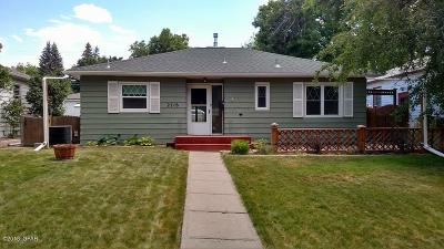 Great Falls Single Family Home For Sale: 2716 5th Ave N
