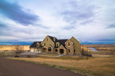 Great Falls MT Single Family Home For Sale: $849,900