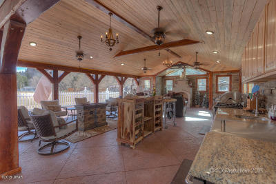 Cascade Single Family Home For Sale: 23 River Dr