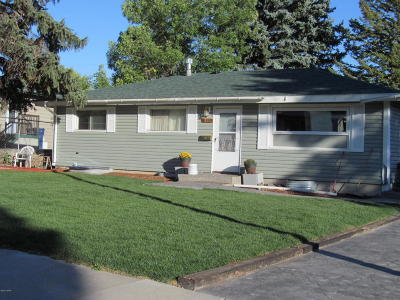 Great Falls Single Family Home For Sale: 208 Riverview 2e