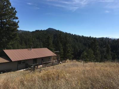 Cascade Single Family Home For Sale: 3416 Arrow Dr