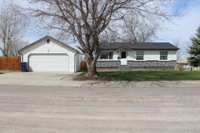Great Falls Single Family Home For Sale: 721 35th Ave NE